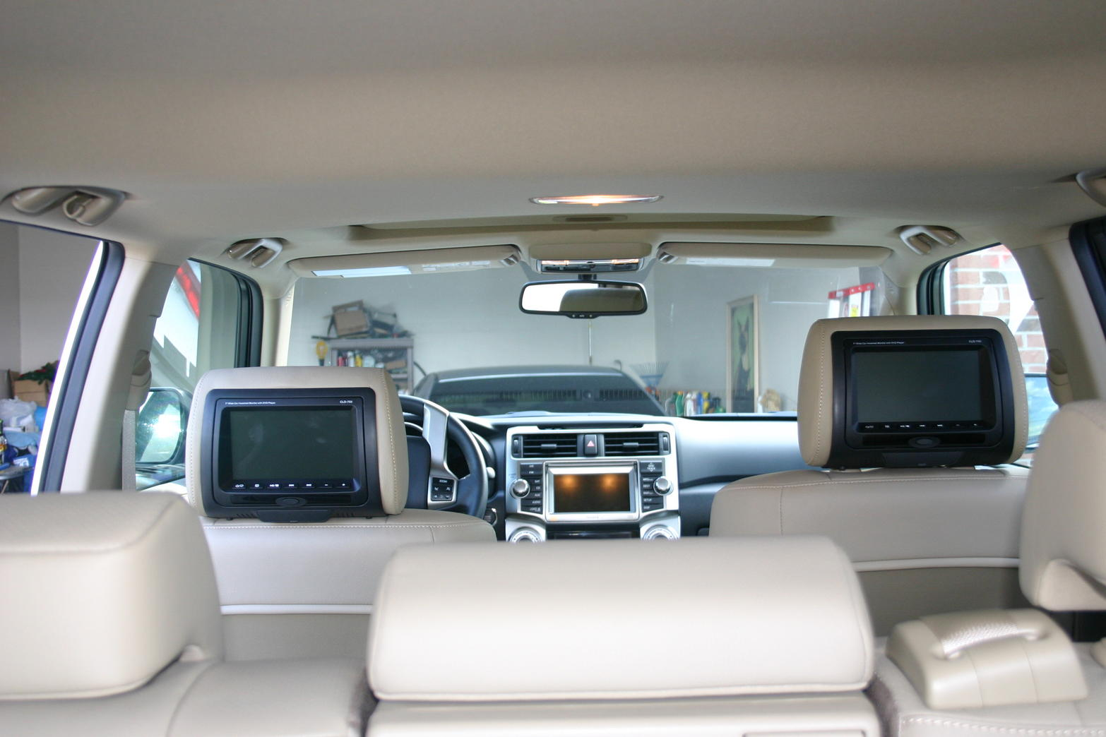 new headrest dvd toyota 4runner forum largest 4runner. Black Bedroom Furniture Sets. Home Design Ideas