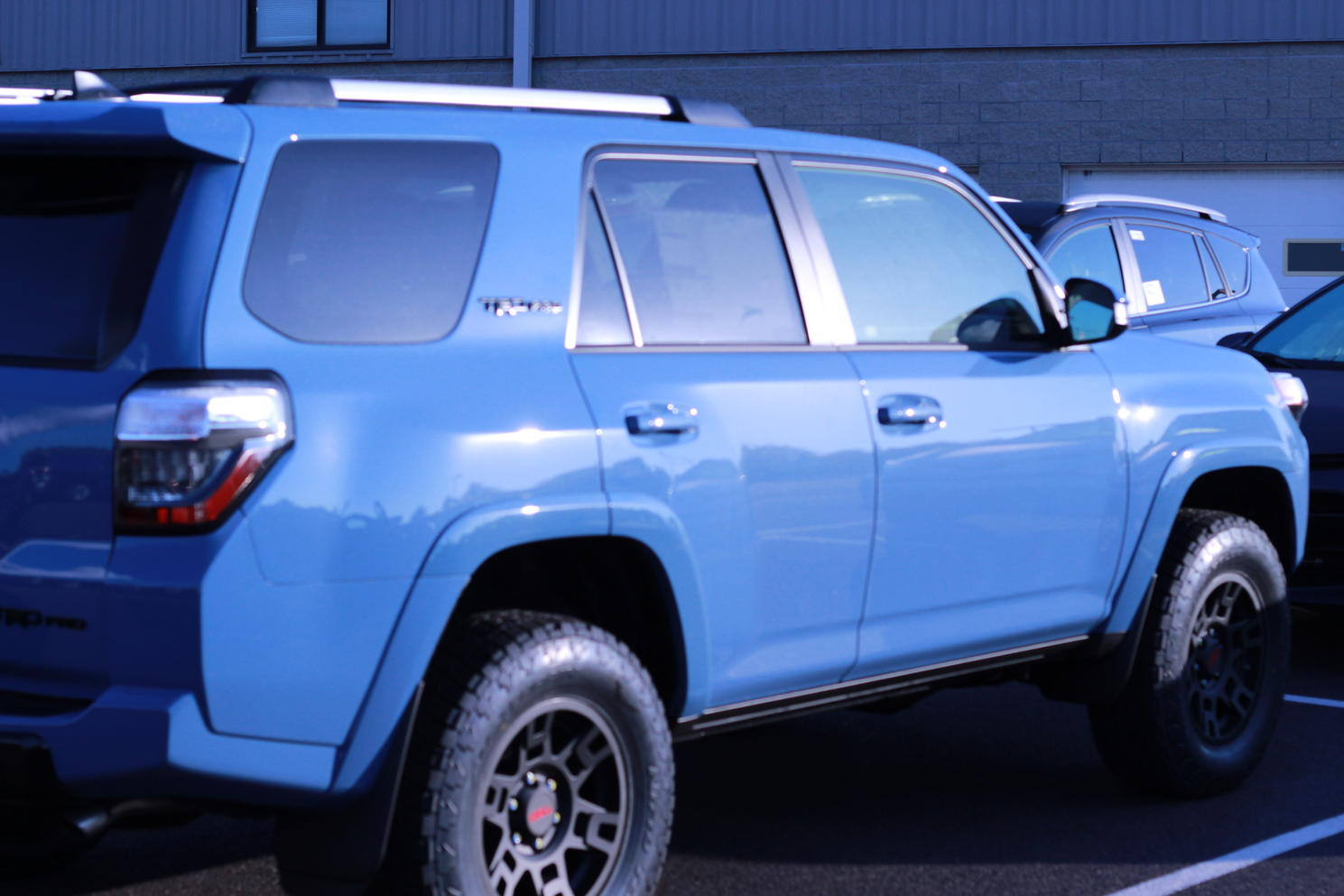 Cavalry Blue 2018 Trd Pro Sighted Page 14 Toyota