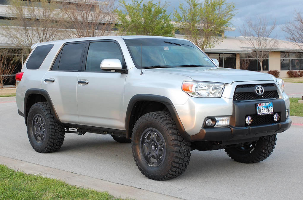Aftermarket Wheels For 2010 4runner Te In Magnetic Gray