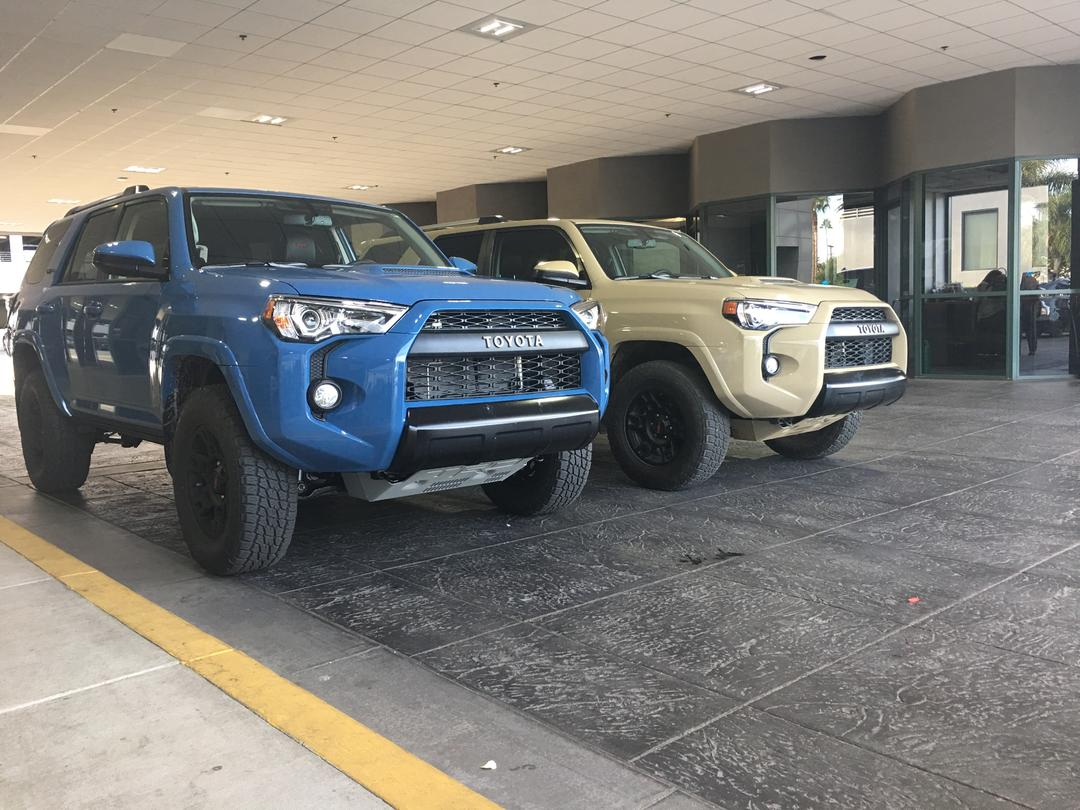 2018 Toyota Tundra Trd Pro Is No More Why Is That News