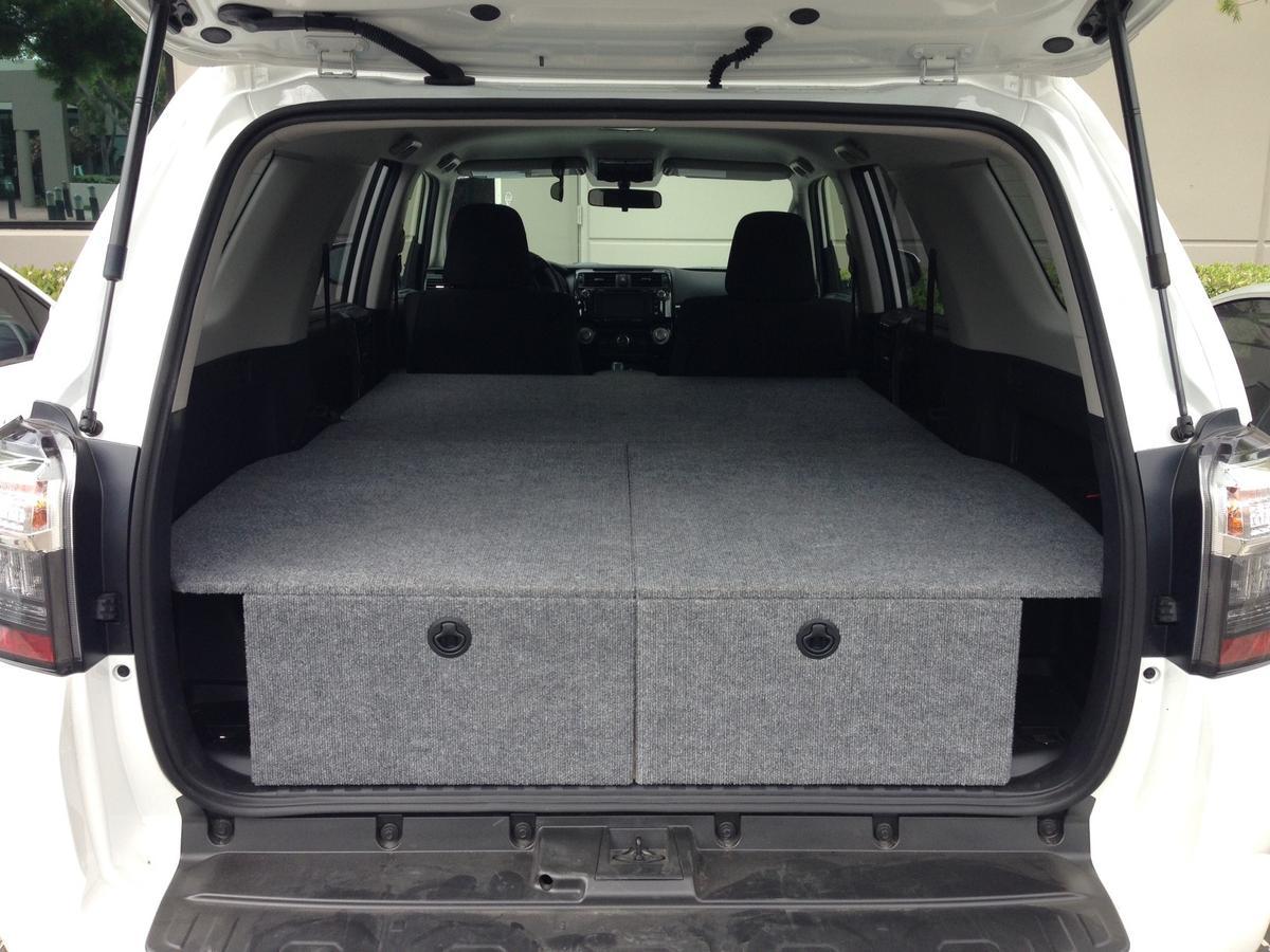 Anyone have a camping/sleeping setup inside of the 4Runner?-1-jpg