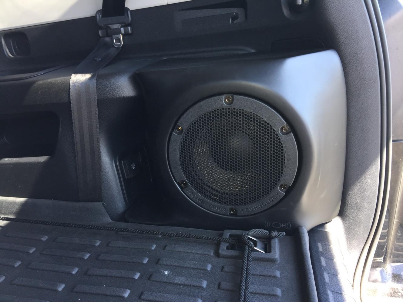 Oem Audio Plus >> Oem Plus Hooked Me Up Toyota 4runner Forum Largest 4runner Forum