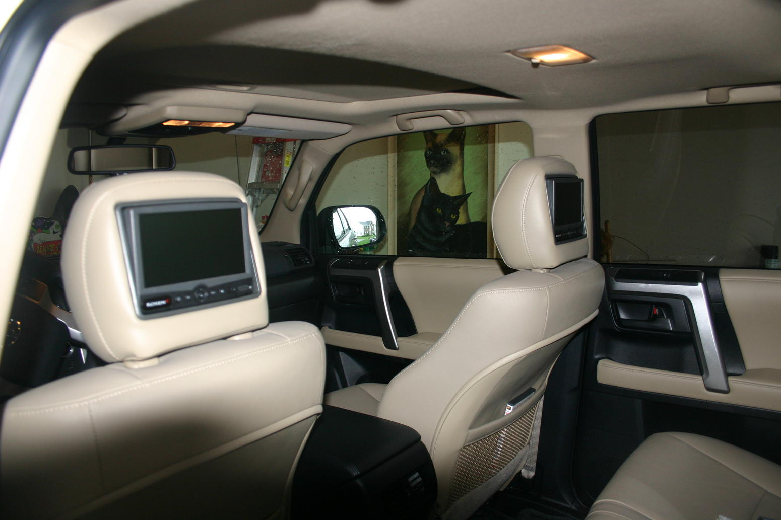 new headrest dvd page 2 toyota 4runner forum largest. Black Bedroom Furniture Sets. Home Design Ideas