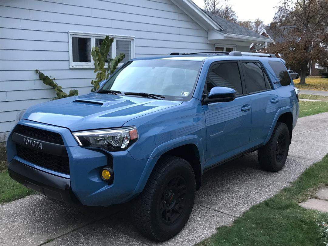 Toyota 4runner Forum Largest 4runner Forum View Single Post Cavalry Blue 2018 Trd Pro Sighted