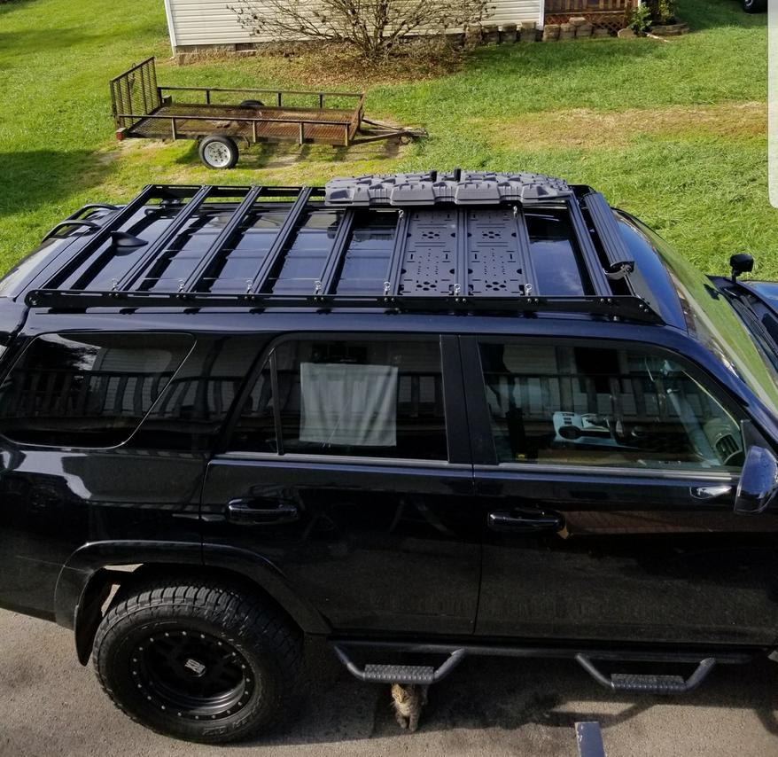 Another Full-Length Roof Rack Option -PrinSu - Page 36 - Toyota