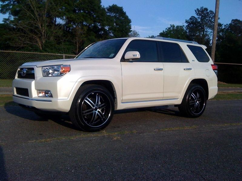 Lake Charles Toyota >> 22 inch wheels on 2010 - Toyota 4Runner Forum - Largest ...