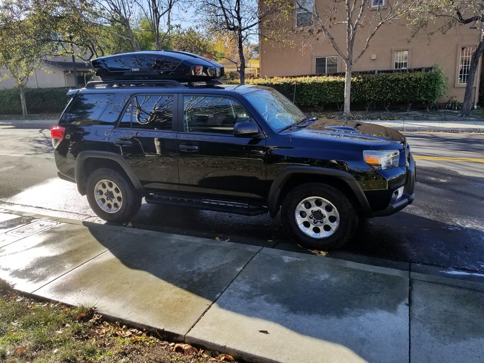 Trail With Thule Motion Xt L Toyota 4runner Forum