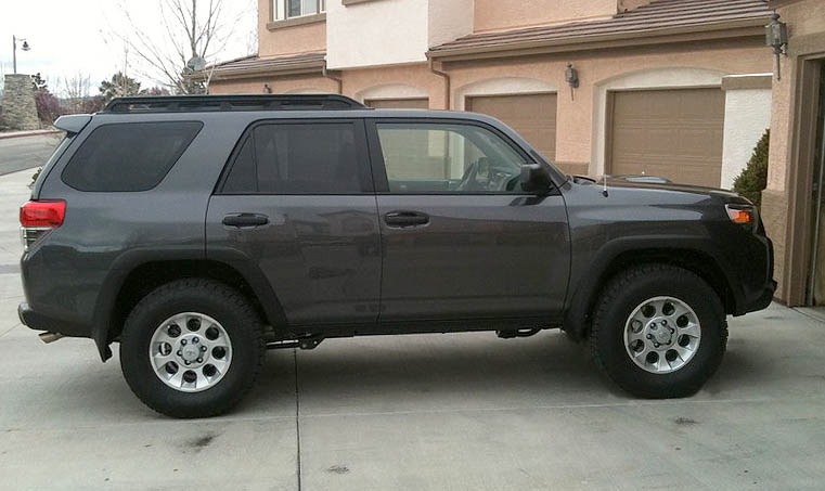 The Gallery For gt Lifted 2010 4runner