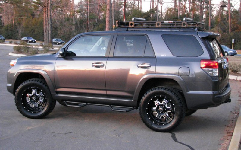 Post your LIFTED pix here! - Toyota 4Runner Forum - Largest ...