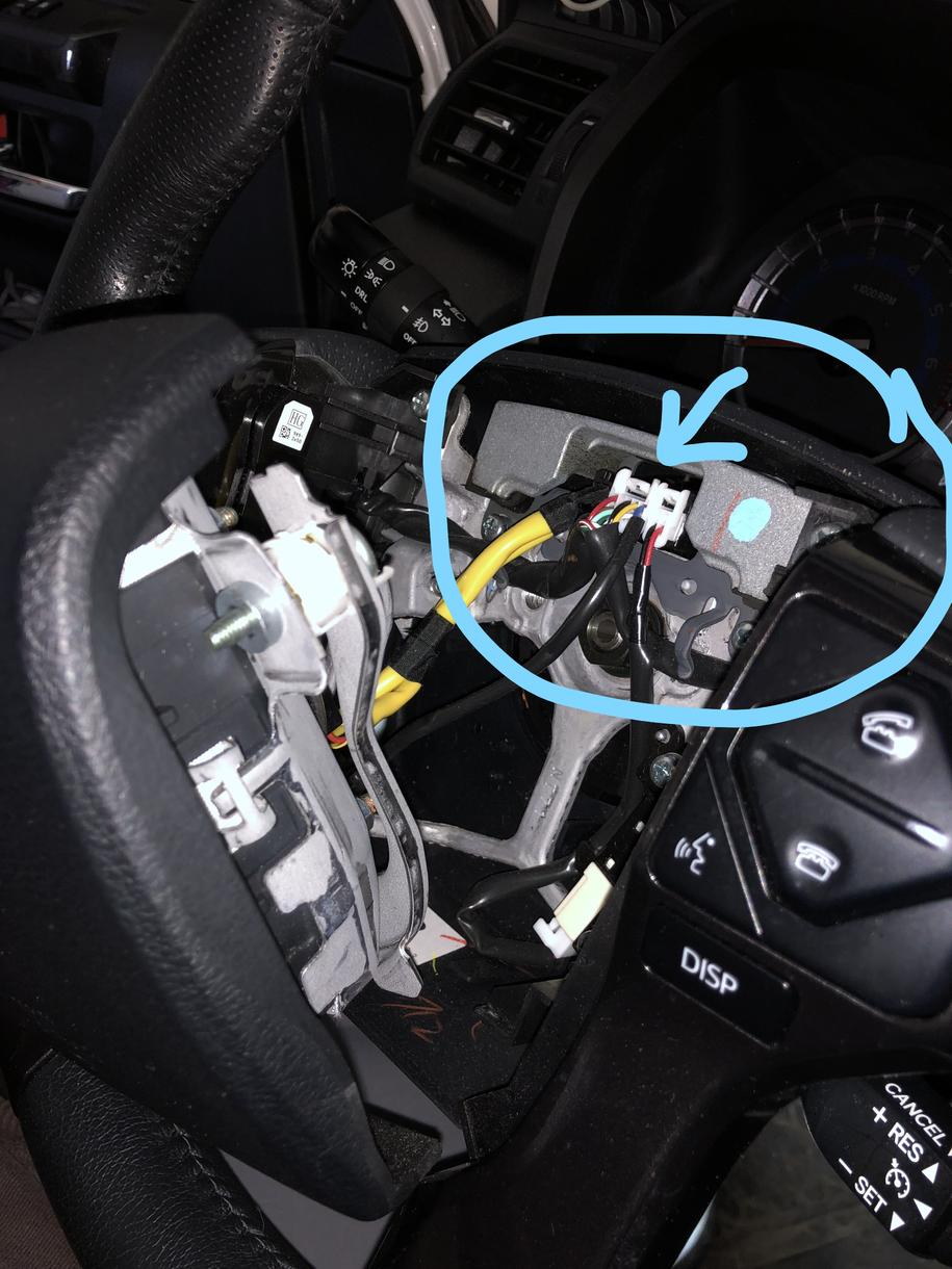 How To Remove Your Steering Wheel Airbag