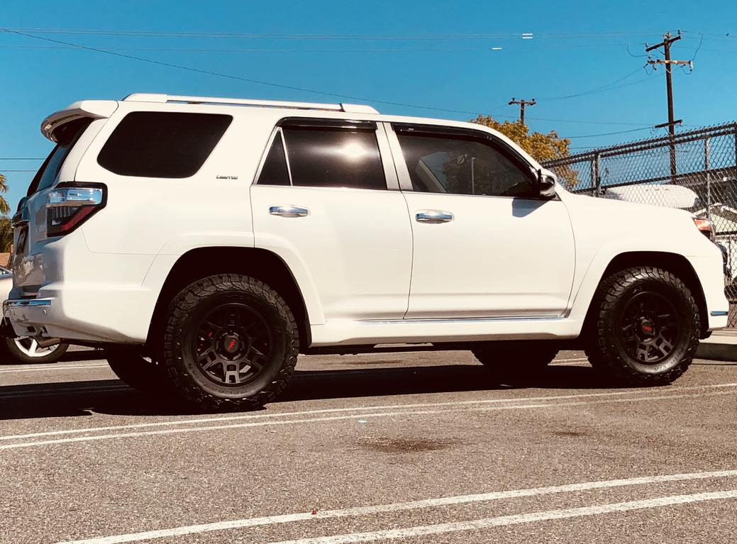 5th Gen Limited w/XREAS - Level? - Toyota 4Runner Forum - Largest