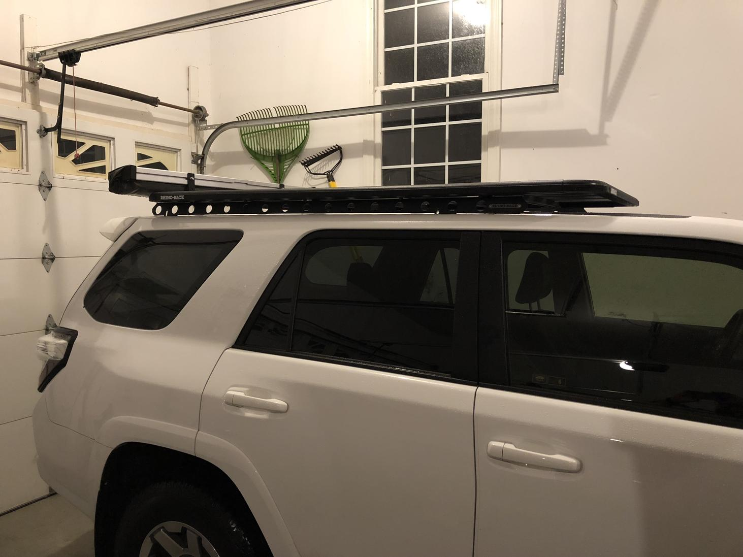 Rhino-Rack Install Write Up - Page 2 - Toyota 4Runner Forum