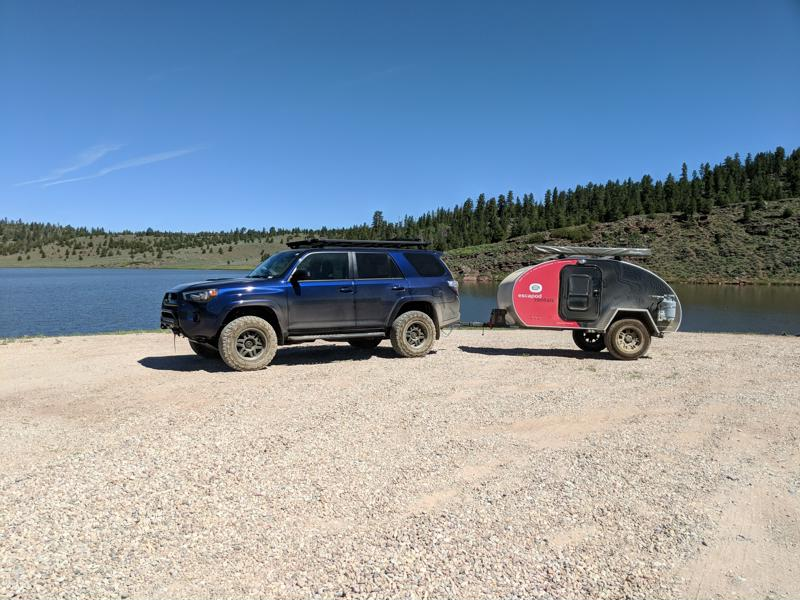 Roof Top Tent Experience Toyota 4runner Forum Largest