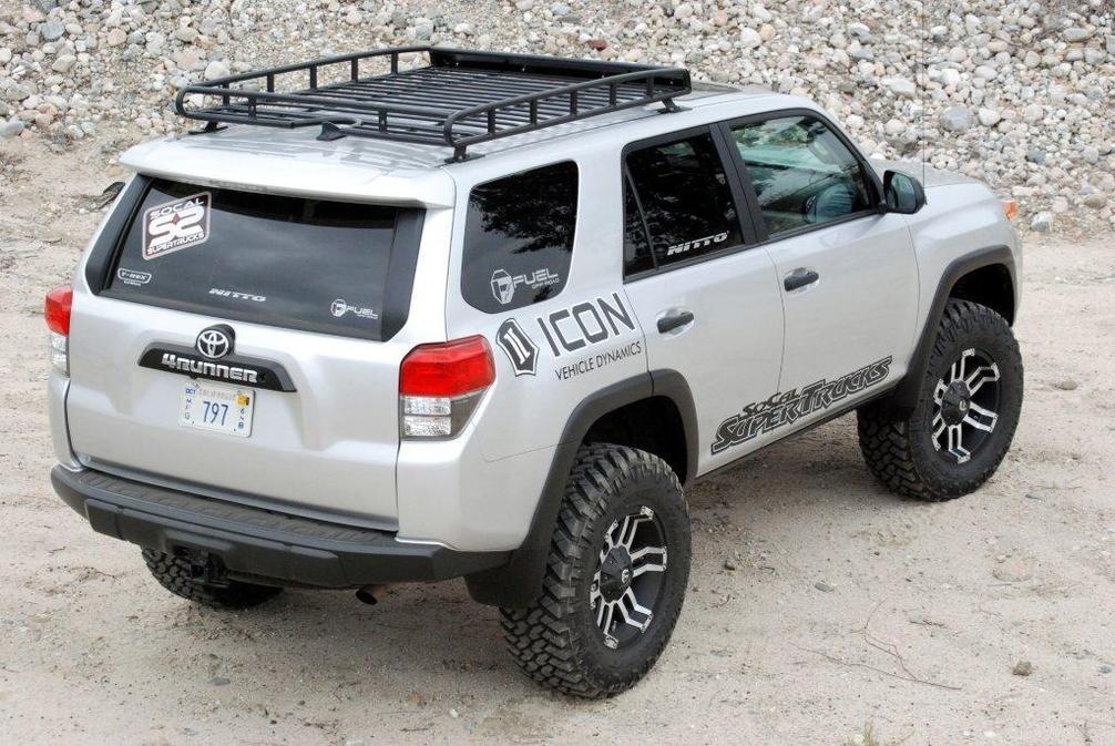 New 5th Gen Baja Rack Toyota 4runner Forum Largest