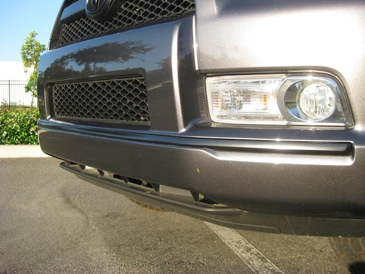 Blacking Out the Runner's Chrome - Page 5 - Toyota 4Runner