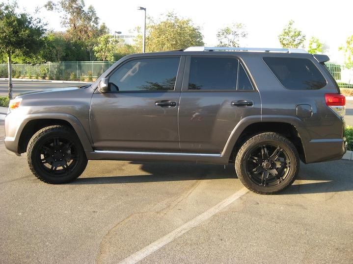 Blacking Out The Runner S Chrome Page 5 Toyota 4runner Forum