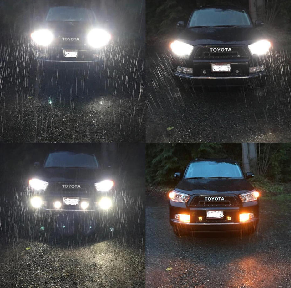 Led Headlights Vs Hid >> Hid Vs Led For Headlights Page 4 Toyota 4runner Forum