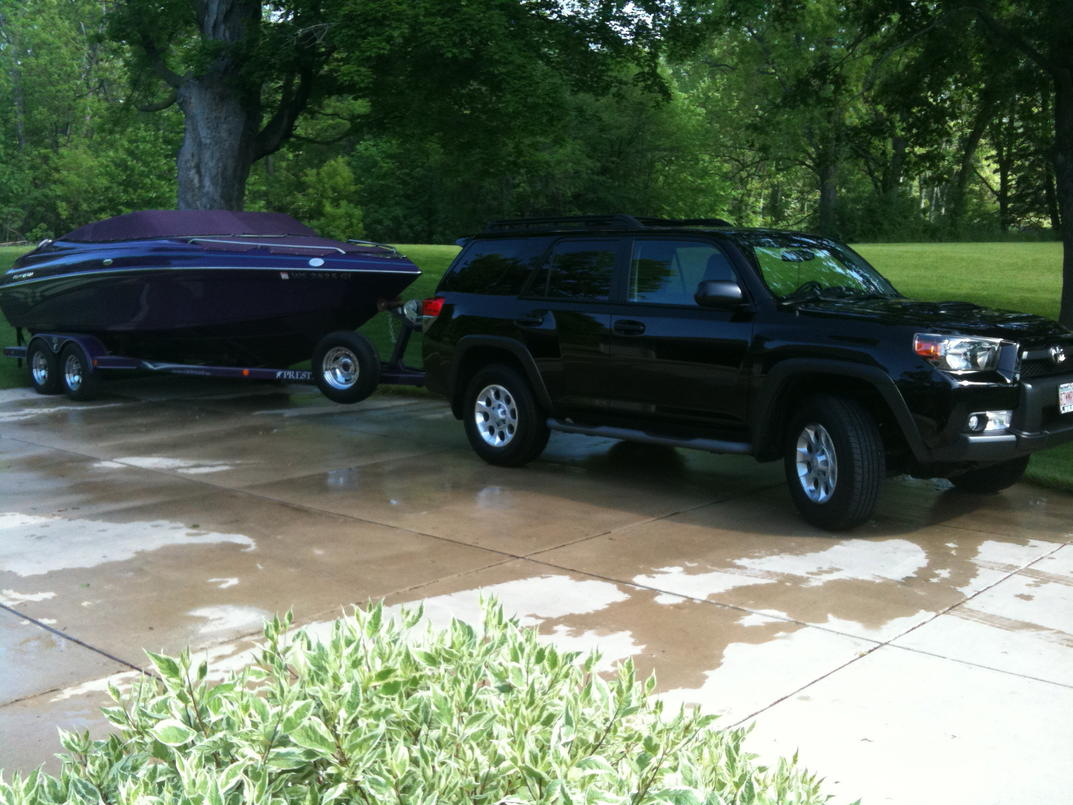 Towing Experiences With Your 5th Generation Toyota 4runner Forum