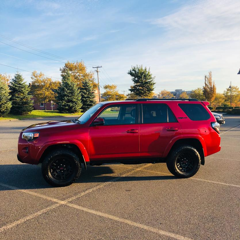 What was the best TRD Pro 4Runner color up to 2018? - Page 5