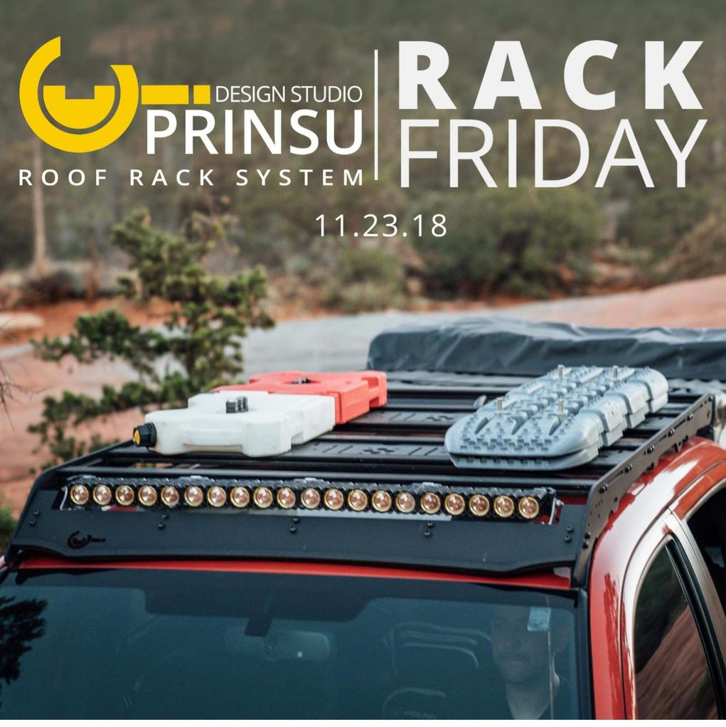 Another Full Length Roof Rack Option Prinsu Page 48 Toyota 4runner Forum Largest 4runner Forum