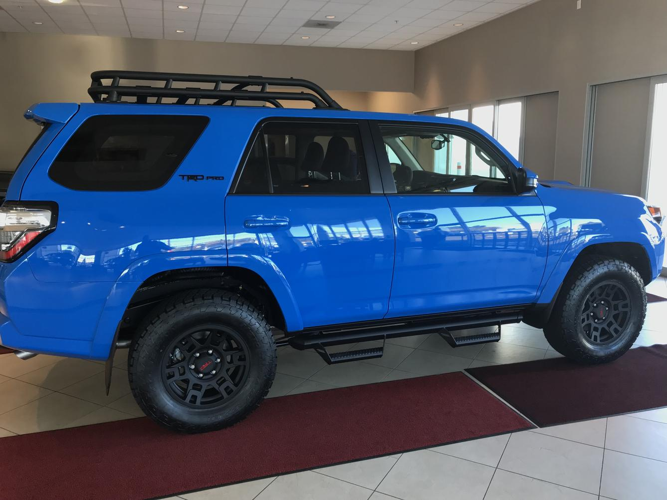 2019 Trd Pro 4runner Pic Request Page 7 Toyota 4runner Forum Largest 4runner Forum