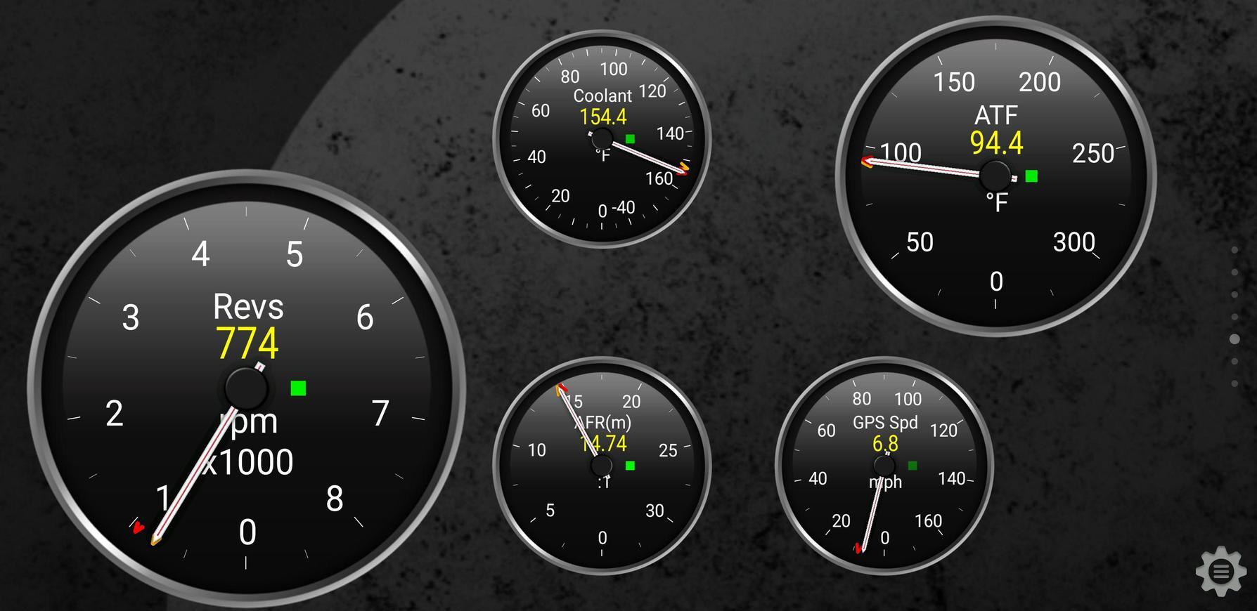 Torque Pro Transmission Temp 5th Gen - Toyota 4Runner Forum
