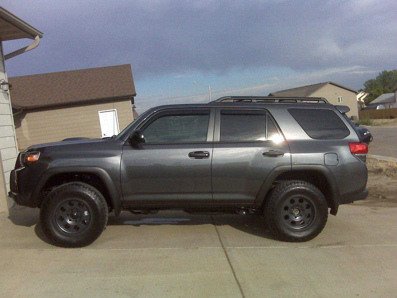 Rims And Leveling Kit From Toytec Etc Toyota 4runner Forum Land Cruiser Lift