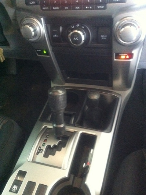 4x4 Shift Knobs : Gear shift knob change page toyota runner forum