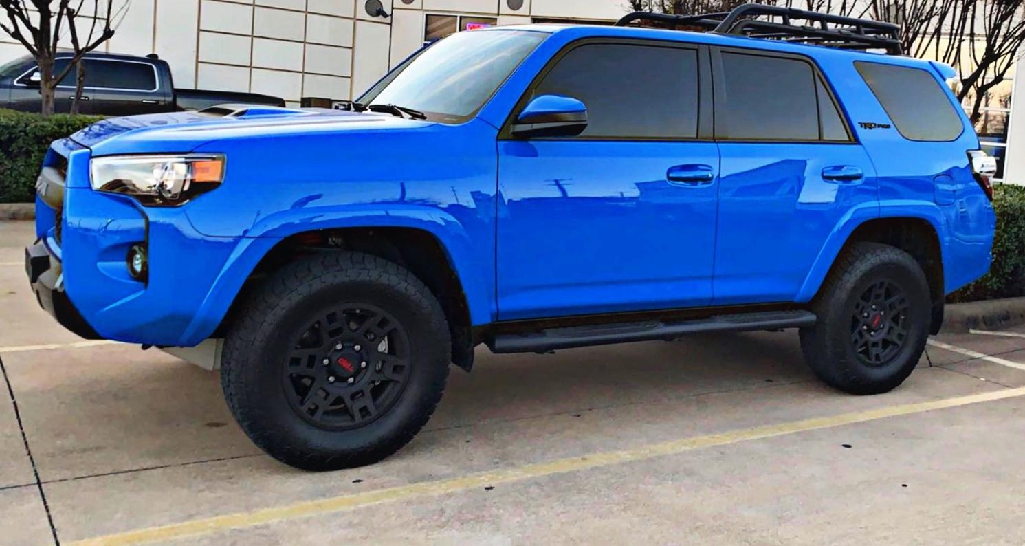 Voodoo Blue Pic Compilation Let S See Them Page 2 Toyota 4runner Forum Largest 4runner Forum