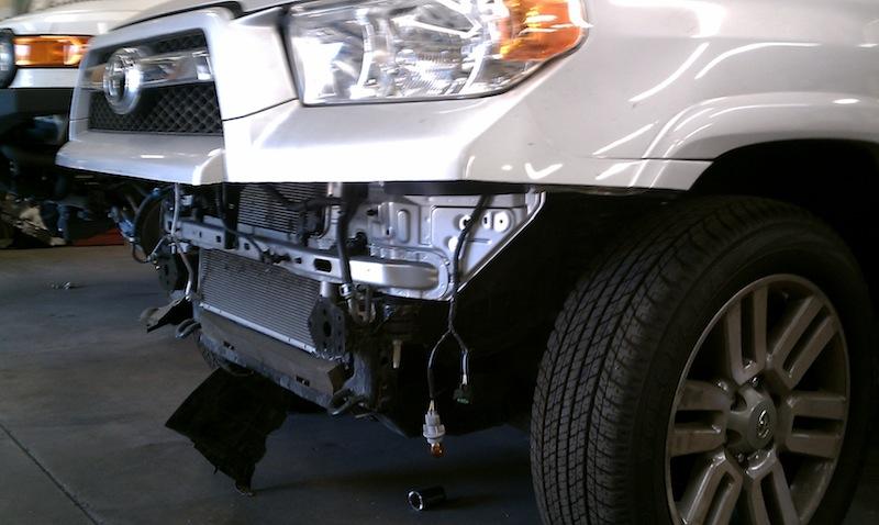 95-01 Tacoma Demello Offroad Rear Bumper (Black