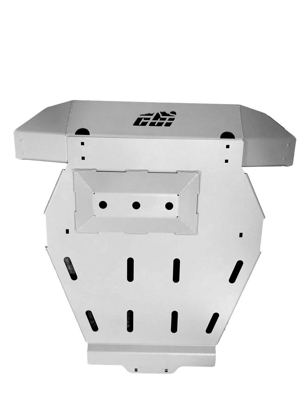 CBI Fabrication - 5th Gen Skid Plates-t4r5-ol-skid-rear-1-jpg