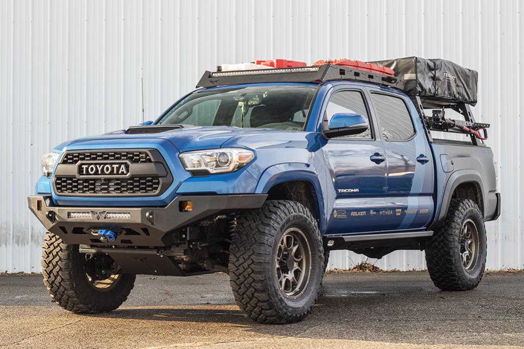 New 5th Gen Roof Rack Now Available (Full & Standard Length) | Victory 4x4-vt23rk-dbl_5-jpg