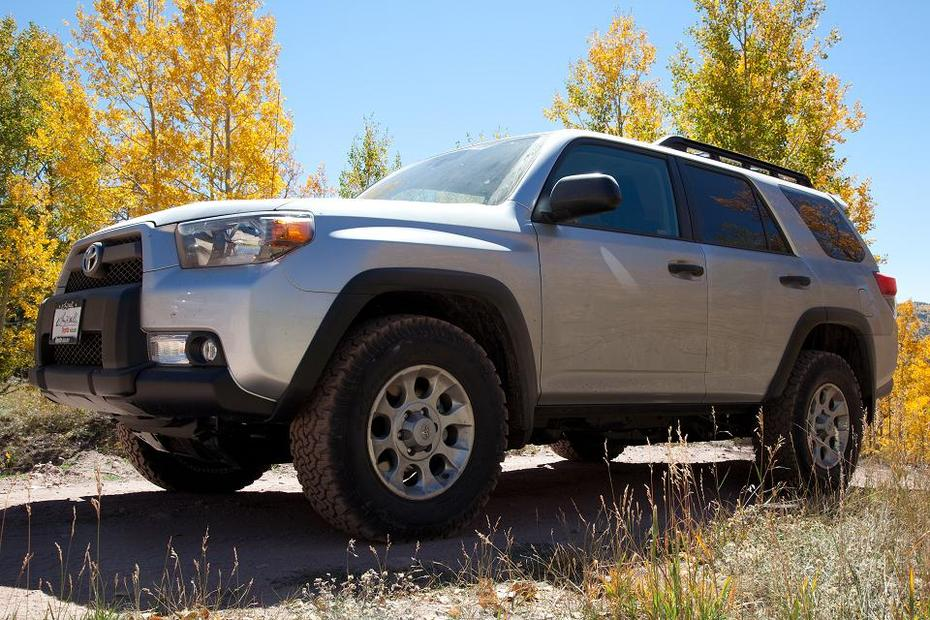 Breaking In My New Te Toyota 4runner Forum Largest
