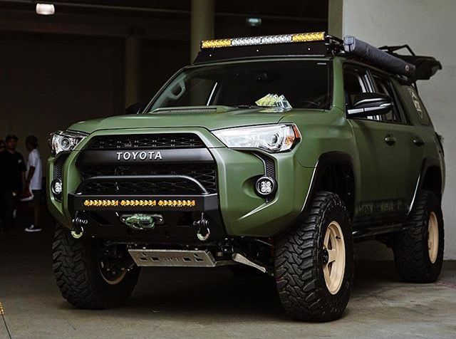 2020 TRD Pro Updates - Army Green & Push Button Start - Page