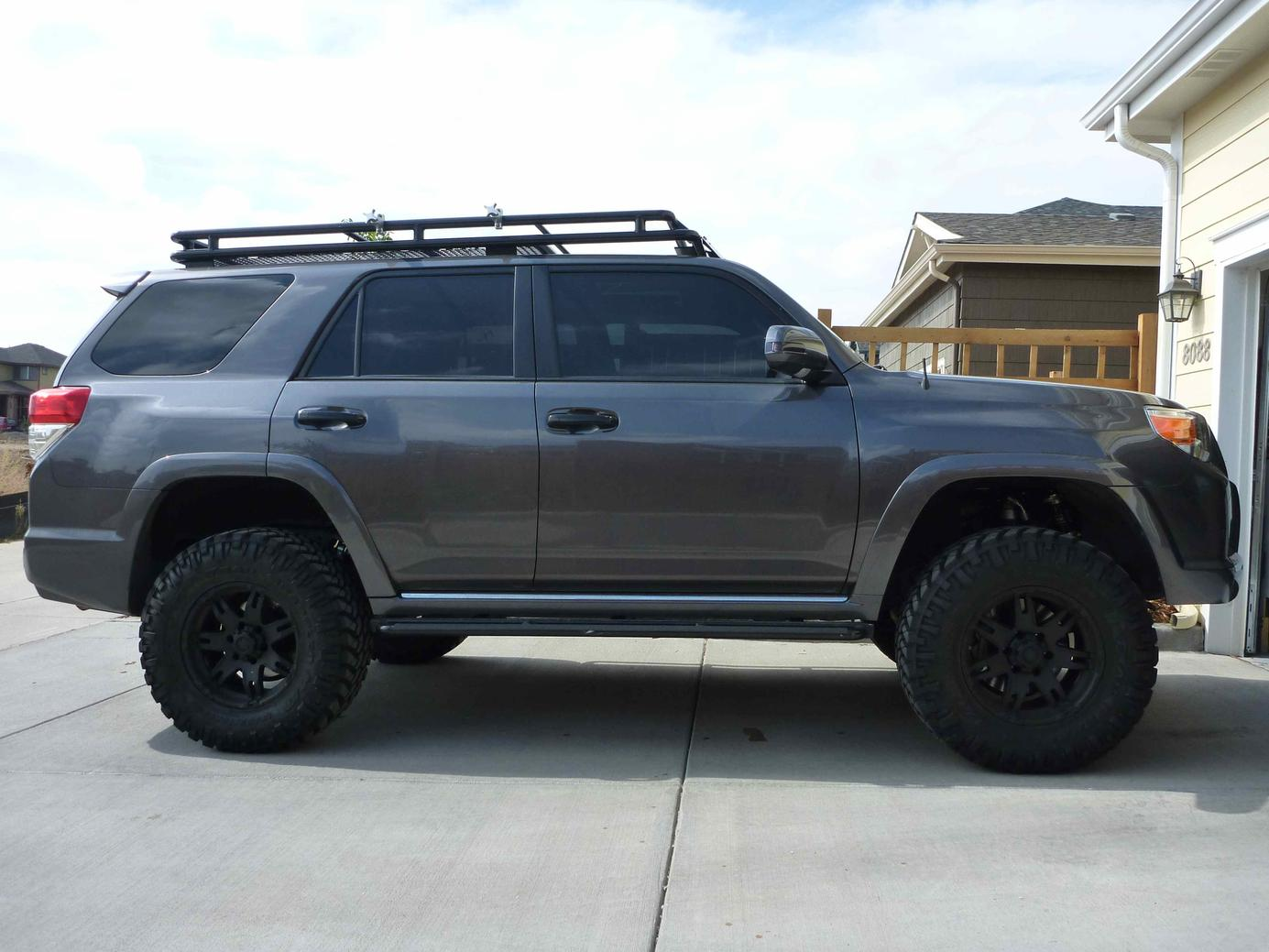 magnetic grey 4runners lets see them page 2 toyota 4runner forum largest 4runner forum. Black Bedroom Furniture Sets. Home Design Ideas
