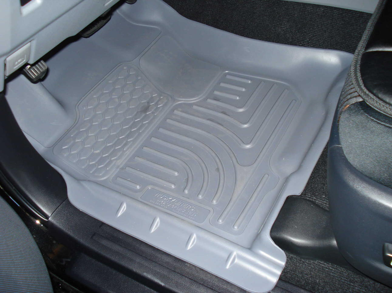 weathertech tech on floor weather car gray mpn molded liners row digitalfit