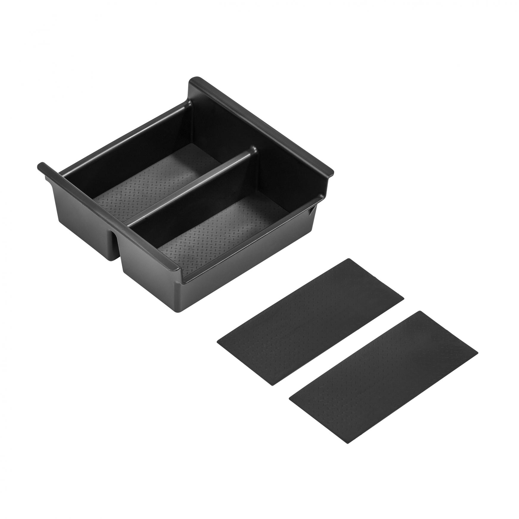 5th gen T4R Center Console Tray from Salex Organizers-slx124-vehicle-ocd-toyota-4runner-center-console-organizer-tray-liner-jpg