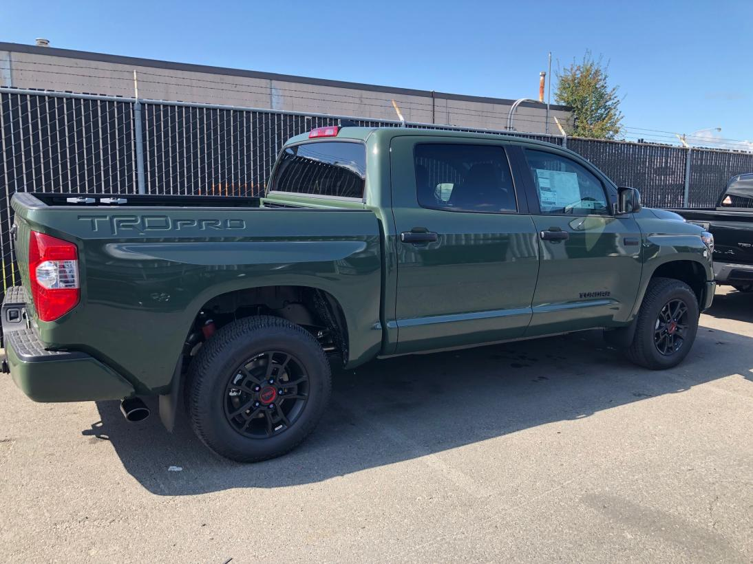 How I got the 1st Army Green TRD Pro, why I paid them my k!, and more...-trd-pro-2-jpg