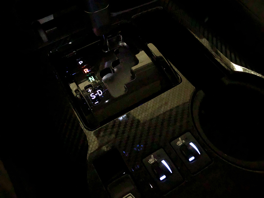 No shift indicator lights??-img_8642-jpg