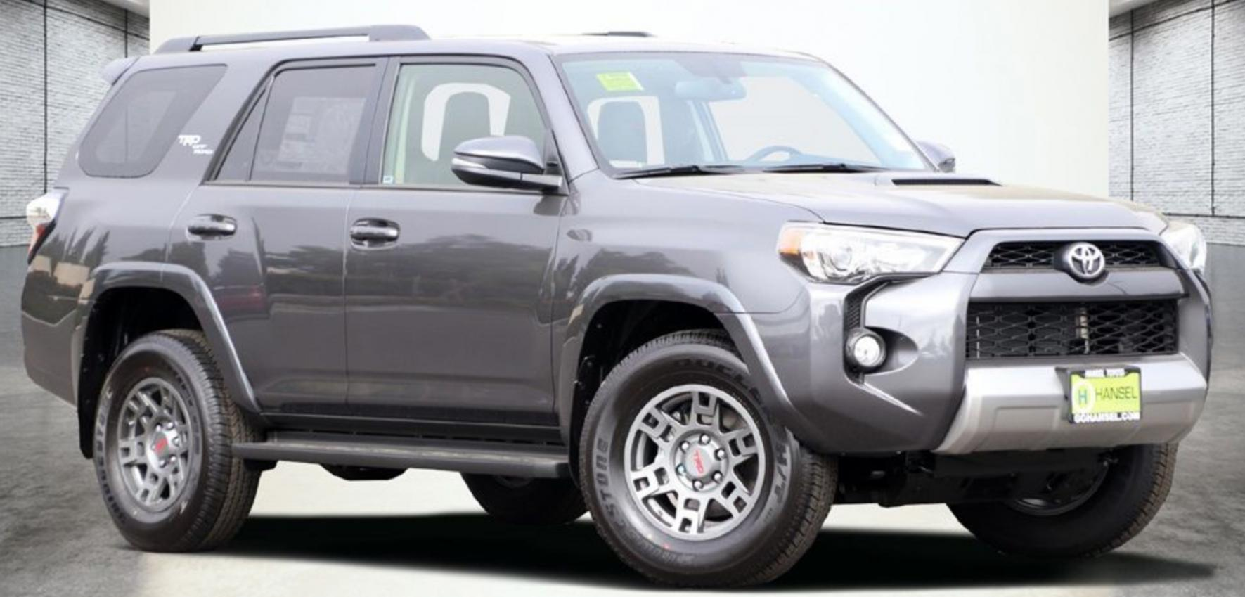 2020 4runner Trd Off Road Premium Page 9 Toyota 4runner Forum Largest 4runner Forum