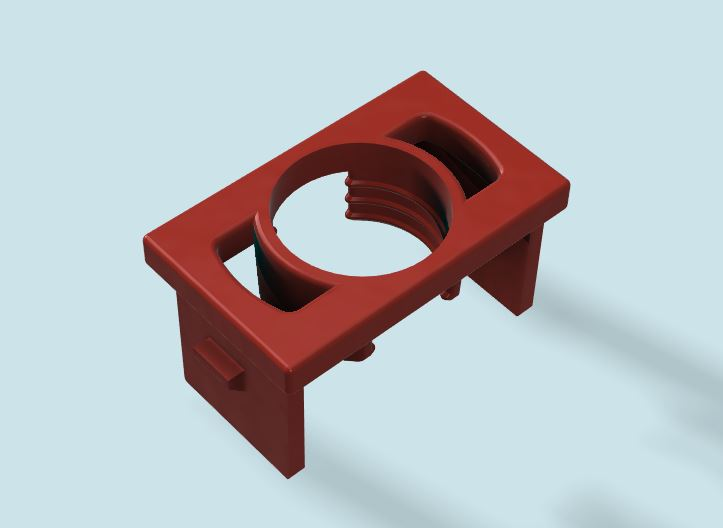 Custom hidden mic bracket for aftermarket head unit-3-jpg