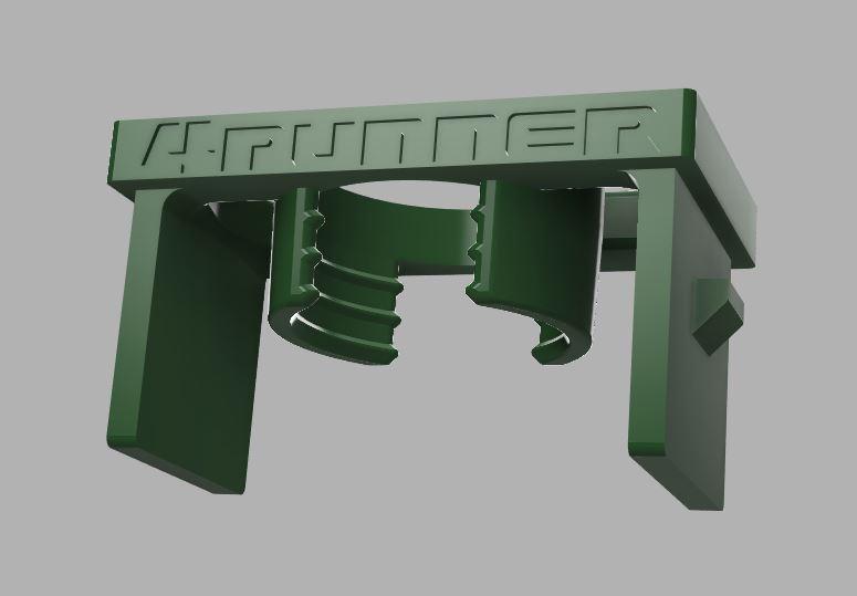 Custom hidden mic bracket for aftermarket head unit-5-1-2-jpg