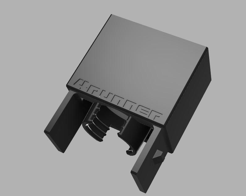 Custom hidden mic bracket for aftermarket head unit-6-1-jpg
