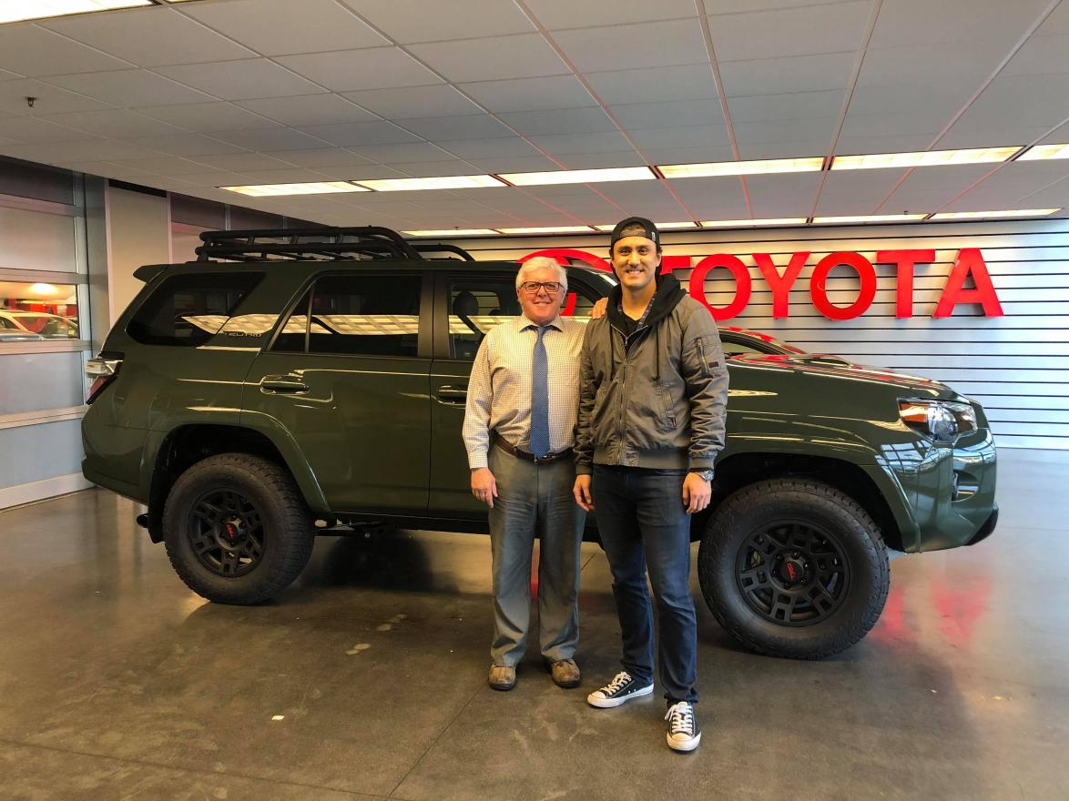 2020 TRD Pro Updates - Army Green & Push Button Start-76751789_524938701571030_6325295334360612864_n-1-jpg