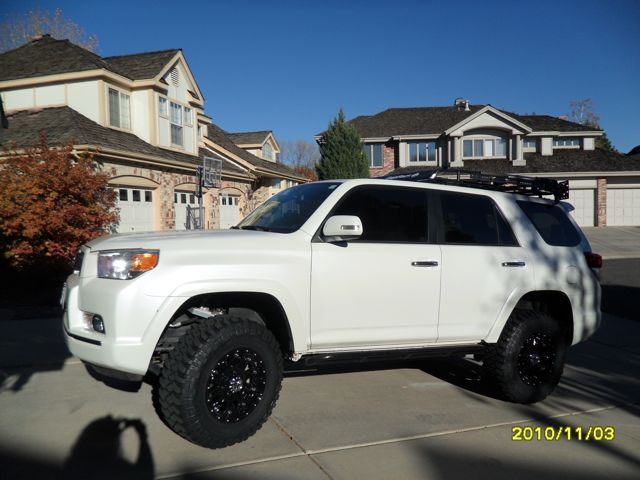 Recommend accessories for my blizzard pearl 5th gen toyota attached 4runnerg 535 kb sciox Images