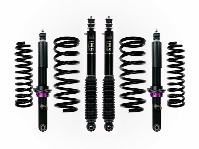 Dobinsons IMS Struts and Shocks - Adjustable Height Monotubes - 5th Gen 4Runners-dobinsons-ims-4runner-kit-all-black-jpg