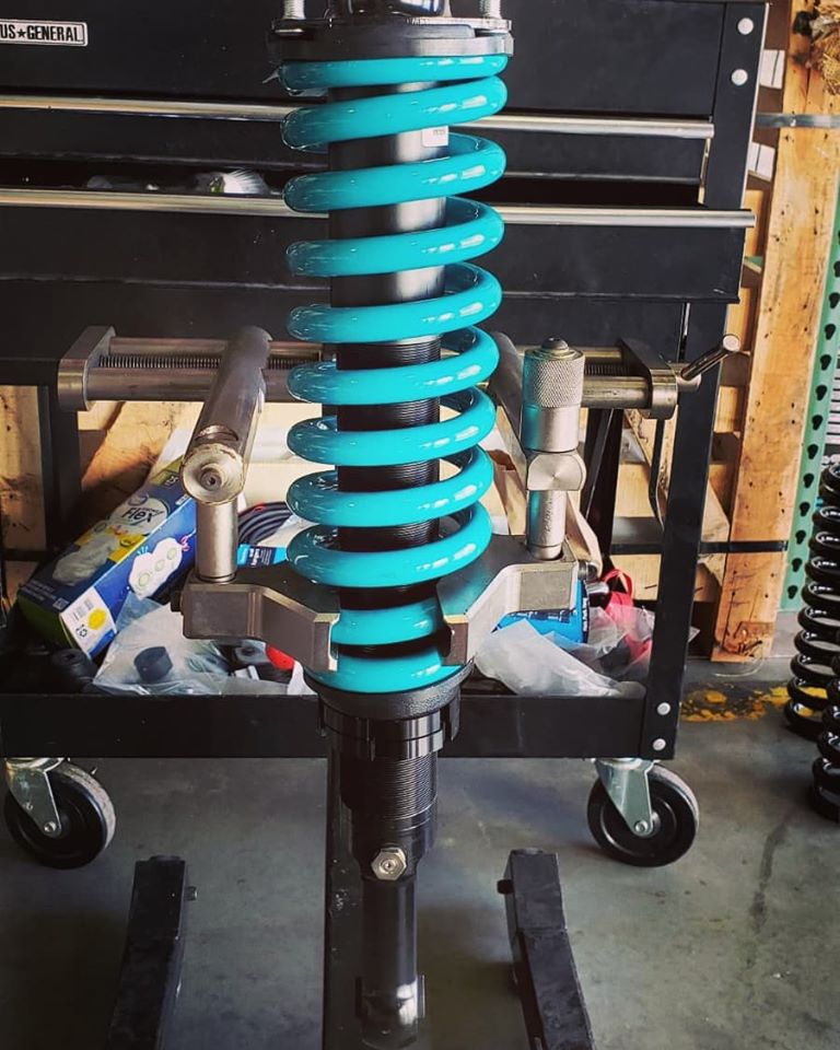 Dobinsons IMS Struts and Shocks - Adjustable Height Monotubes - 5th Gen 4Runners-ims-assembly-jpg