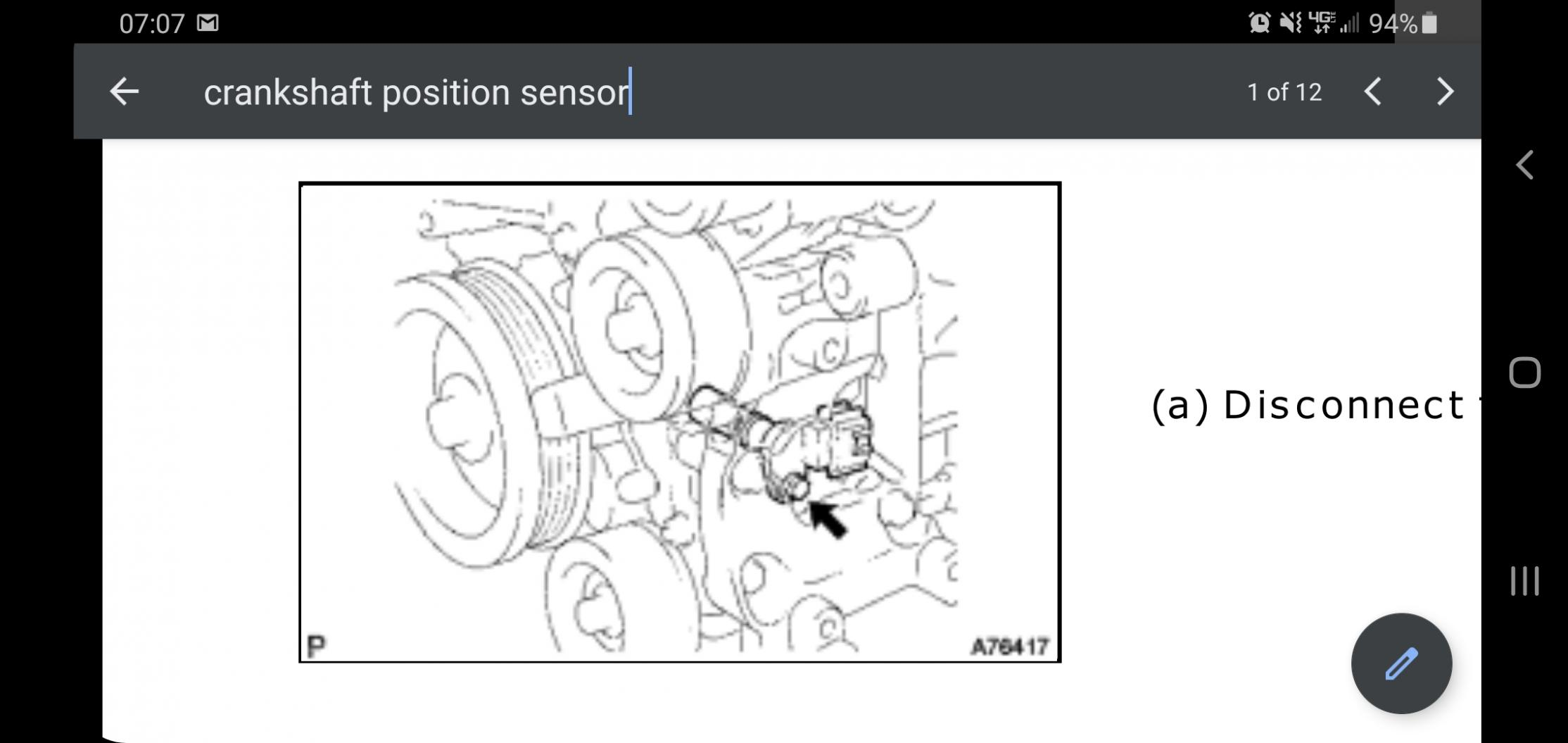 Where is the crankshaft position sensor-screenshot_20200423-070758_drive-jpg