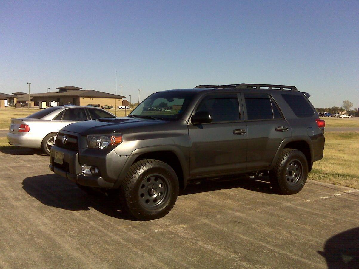 285s W Bilstein 5100s Upfront Will It Rub Toyota