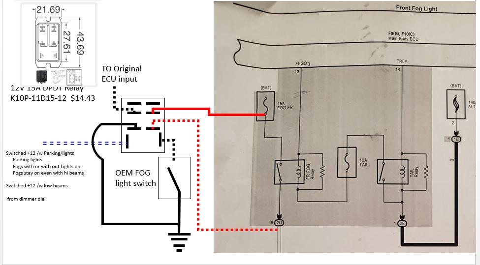 Fog light mod and keep CAN bus Dash Light DPDT Relay-4runner-fog-light-mod-jpg